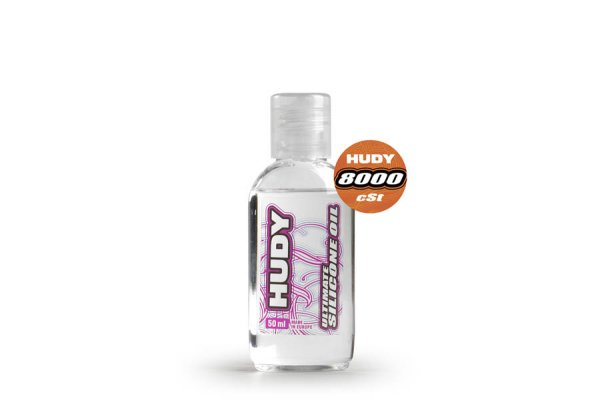 HUDY ULTIMATE SILICONE OIL 8000 cSt - 50ML