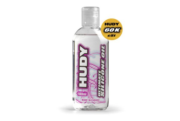HUDY ULTIMATE SILICONE OIL 60 000 cSt - 100ML
