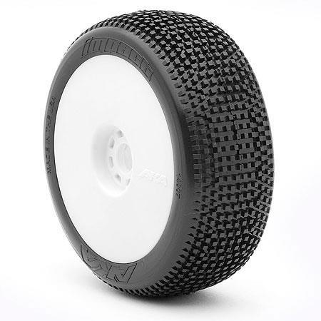 Impact (Soft - Long Wear) nalepené na EVO diskách (bílé)