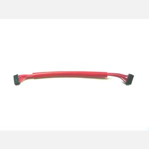 XCEED - senzorový kabel červený, HighFlex 100mm