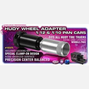 WHEEL ADAPTER 1/12 & 1/10 PAN CARS