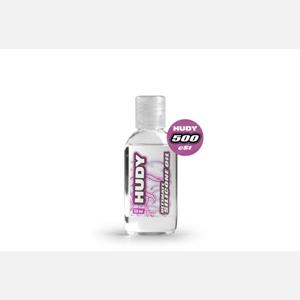 HUDY ULTIMATE SILICONE OIL 500 cSt - 50ML