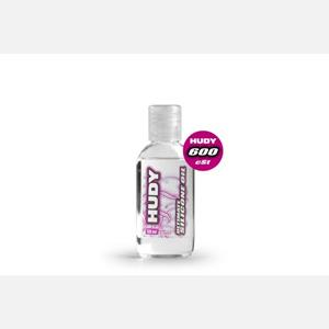 HUDY ULTIMATE SILICONE OIL 600 cSt - 50ML