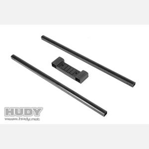 TROLLEY ALU RODS + BRACE