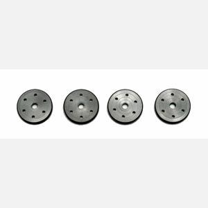 Pistony tlumičů průměr 1.25, 6 dír