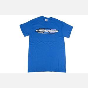 Mugen Seiki tričko (XL) - světlé modré