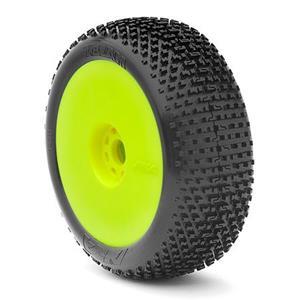 I-Beam (Medium) nalepené na EVO diskách (žluté)