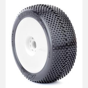 Gridiron (Medium) nalepené na EVO diskách (bílé)