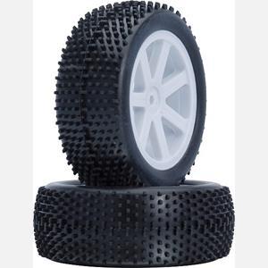VTEC 1/10 nalepené gumy (2ks.) - S10 TX - přední
