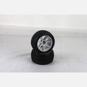 VTEC 1/10 gumy+vložky zadní (2ks) - S10 BX