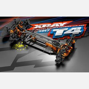 XRAY T4 - 2017 SPECS