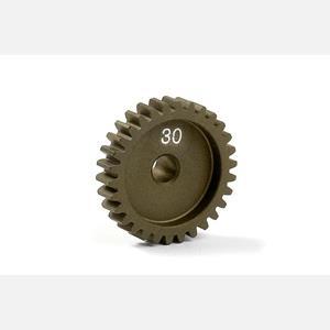 NARROW ALU PINION GEAR - HARD COATED 30T / 48