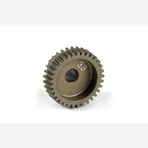 NARROW ALU PINION GEAR - HARD COATED 33T / 64