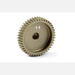 NARROW ALU PINION GEAR - HARD COATED 44T / 64