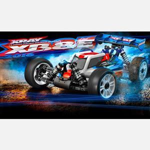 XRAY XB8E - 2016 SPECS