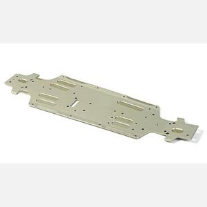 XB808E ALU CHASSIS - SWISS 7075 T6 (3MM)