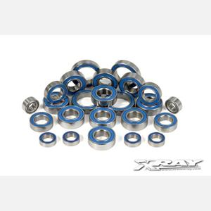 BALL-BEARING SET - RUBBER COVERED FOR XB9 (24)