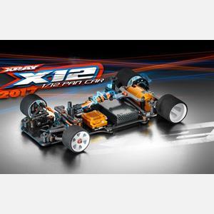 XRAY X12 - 2017 SPECS