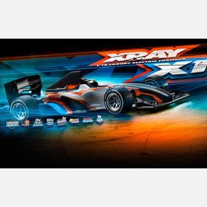 XRAY X1 - 2017 SPECS