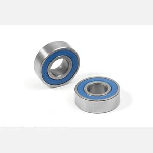 HIGH-SPEED BALL-BEARING 5x12x4 RUBBER SEALED  (2)