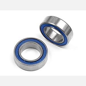 HIGH-SPEED BALL-BEARING 6x10x3 RUBBER SEALED  (2)