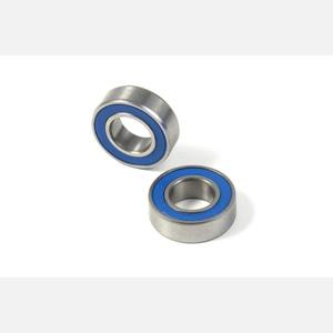 HIGH-SPEED BALL-BEARING 8x16x5 RUBBER SEALED  (2)