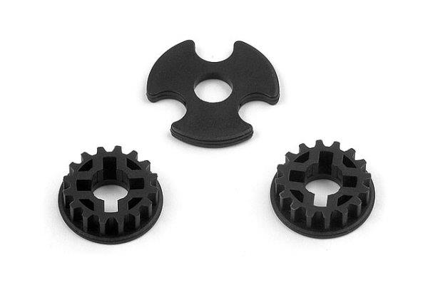 T2'008 FIXED PULLEY 16T (2)