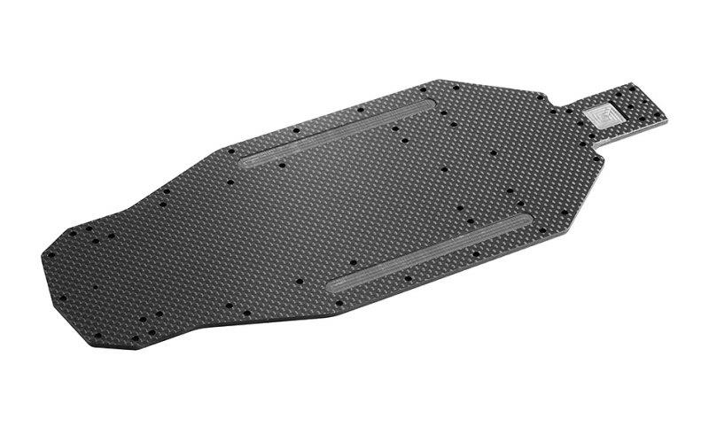 XB2 GRAPHITE CHASSIS 2.5mm