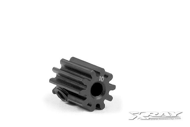STEEL PINION GEAR 10T / 48