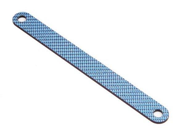 GRAPHITE BATTERY HOLDER - BLUE